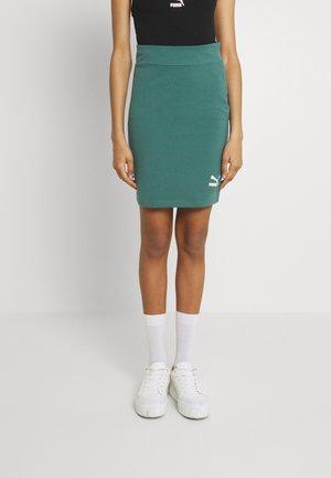 CLASSICS TIGHT SKIRT - Pencil skirt - blue spruce