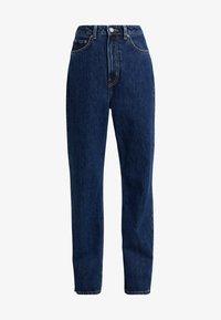 Weekday - ROWE WIN - Straight leg jeans - win blue - 5