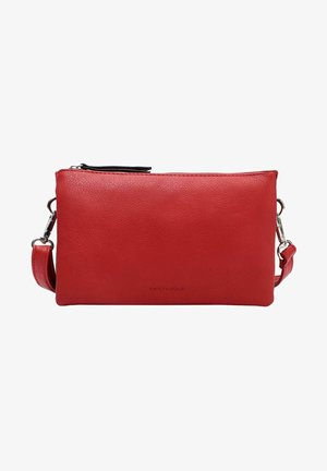 EMMA - Across body bag - red 600