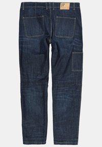 JP1880 - WORKER CASUAL  - Straight leg jeans - blue - 4