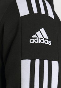 adidas Performance - SQUAD HOOD - Sweatshirt - black - 5