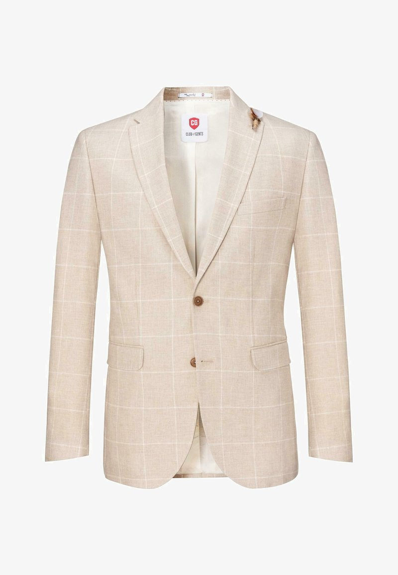 CG – Club of Gents - PAUL - blazer - beige