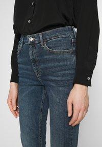 Topshop - DIRTY JAMIE - Jeans Skinny Fit - dirty blue - 5