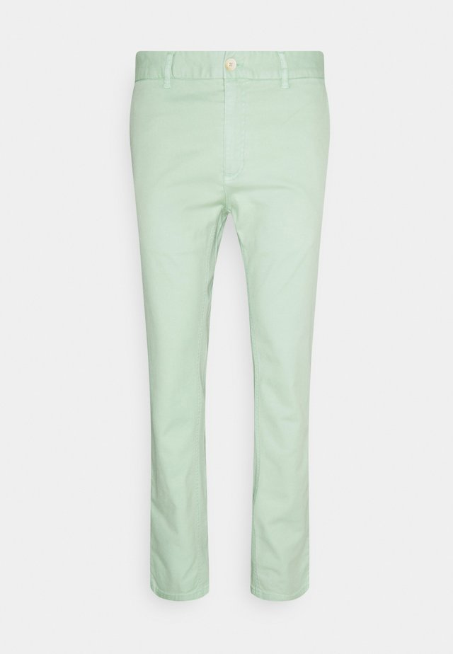 MOTT CLASSIC GARMENT DYED - Chinos - sea foam