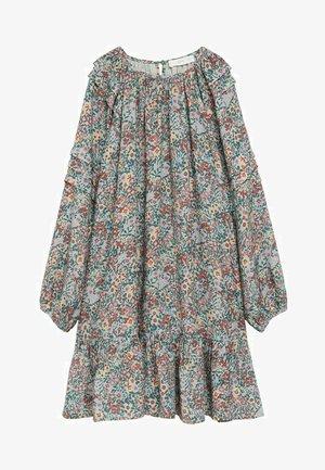 TILDA - Denní šaty - wassergrün