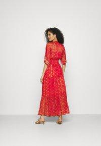 Desigual - PORTLAND - Długa sukienka - red - 2