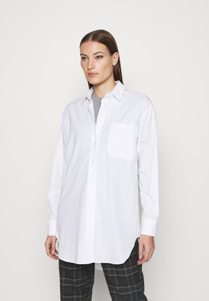 BRISA - Button-down blouse - white
