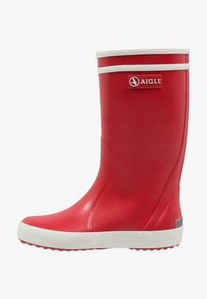 LOLLY POP - Wellies - rouge