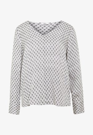 ONLALMA V NECK  - Blouse - cloud dancer
