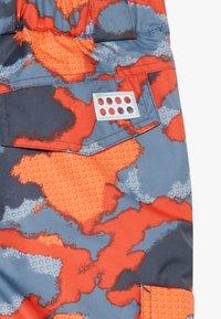 LEGO Wear - LWPOWAI 703 - Zimní kalhoty - dark grey - 5
