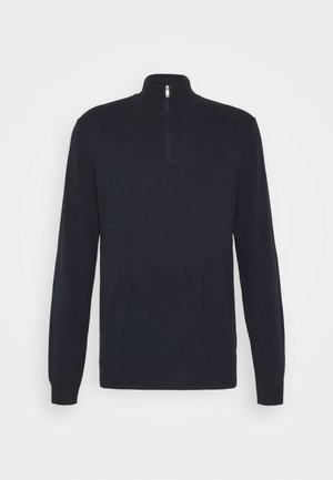 CORE HALF ZIP - Jumper - navy