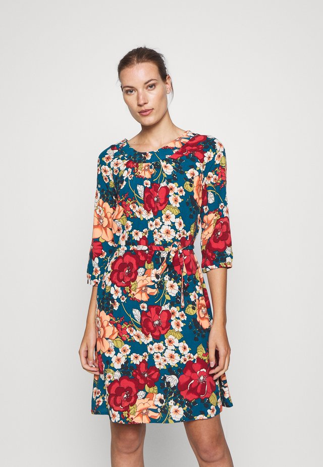 SHIRLEY DRESS - Korte jurk - storm