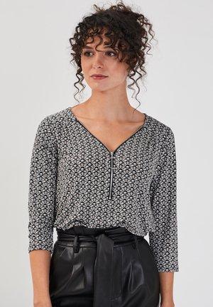 MIT 3/4-ÄRMELN - Long sleeved top - gris