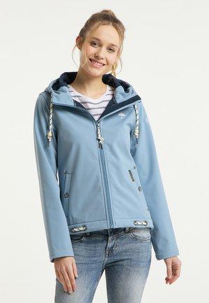 Outdoor jacket - denimblau