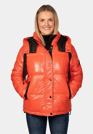 DEBBIE - Winter jacket - cherry tomato