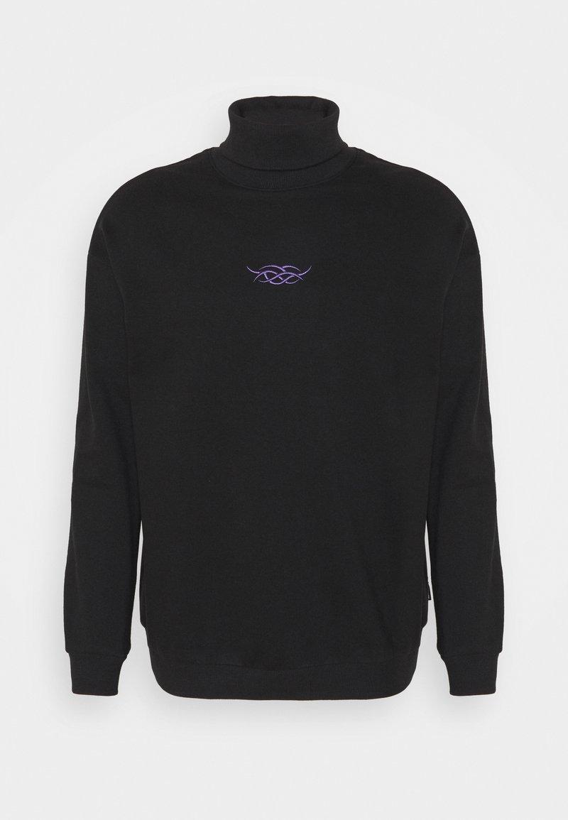 YOURTURN - UNISEX - Sweatshirt - black
