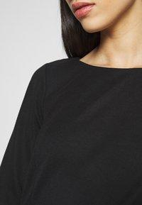 Wallis Tall - BUCKET POCKET SWING DRESS - Trikoomekko - black - 5