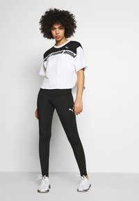 Puma - ACTIVE LEGGINGS - Medias - black - 1