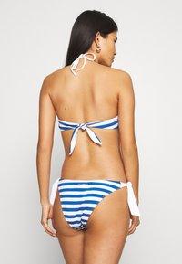 Max Mara Leisure - CALCO TIE SIDE - Bikini bottoms - weiß - 2