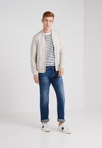 BOSS CASUAL - Straight leg jeans - medium blue - 1
