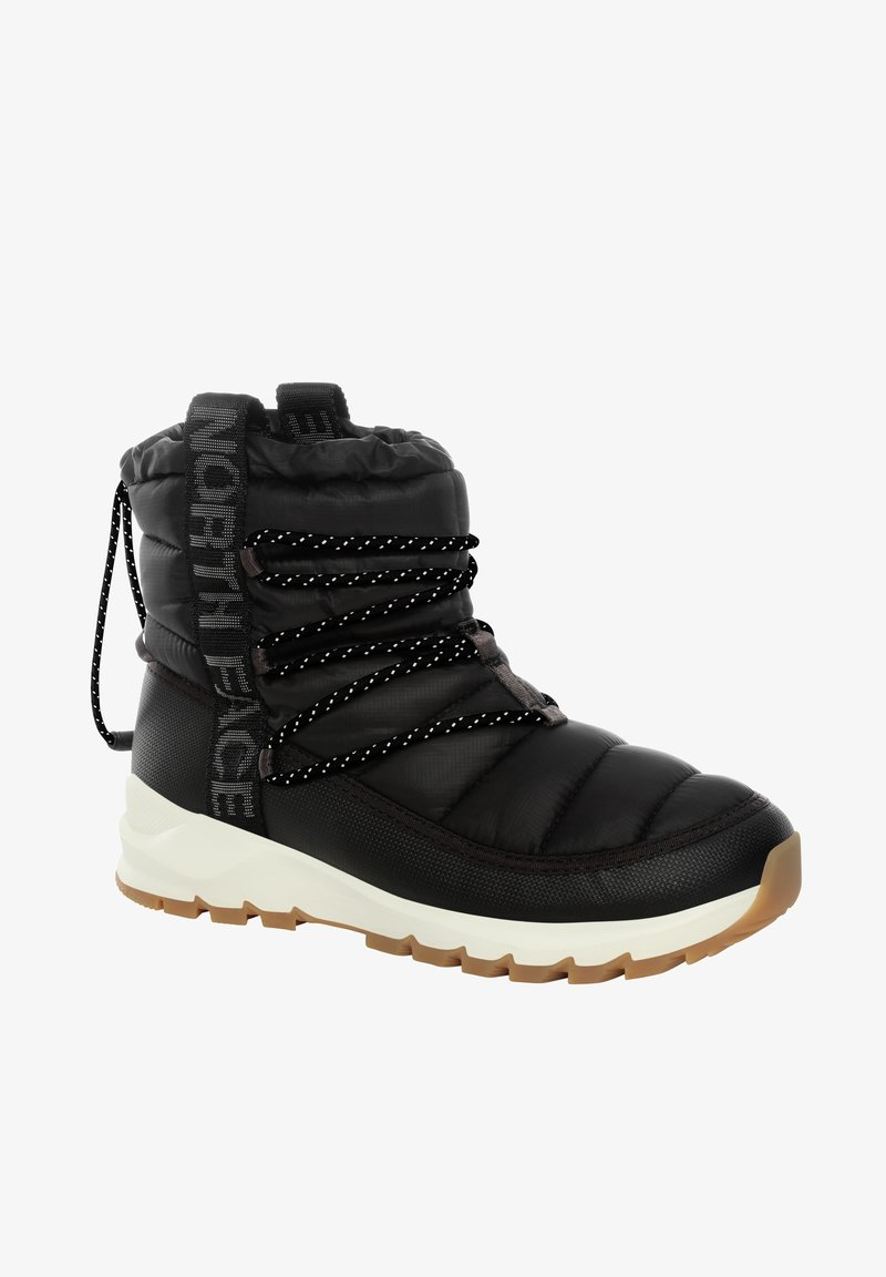 The North Face - W THERMOBALL - Śniegowce - black