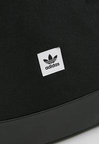 adidas Originals - ROLLTOP - Rucksack - black - 7