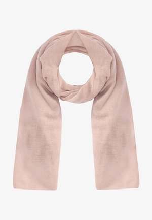 Scarf - pale pink