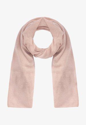 Sjaal - pale pink