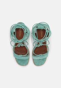 ALOHAS - SOPHIE - Sandals - mint green - 4