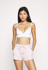 Anna Field - 3 PACK - Triangle bra - grey/pink - 0