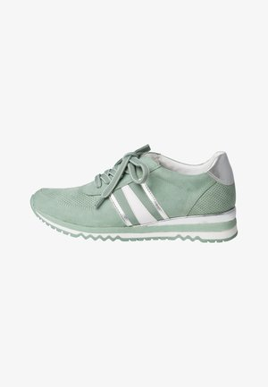 LACE UP - Trainers - sage comb