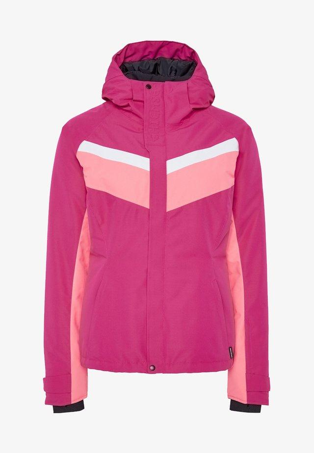 Snowboard jacket - magenta