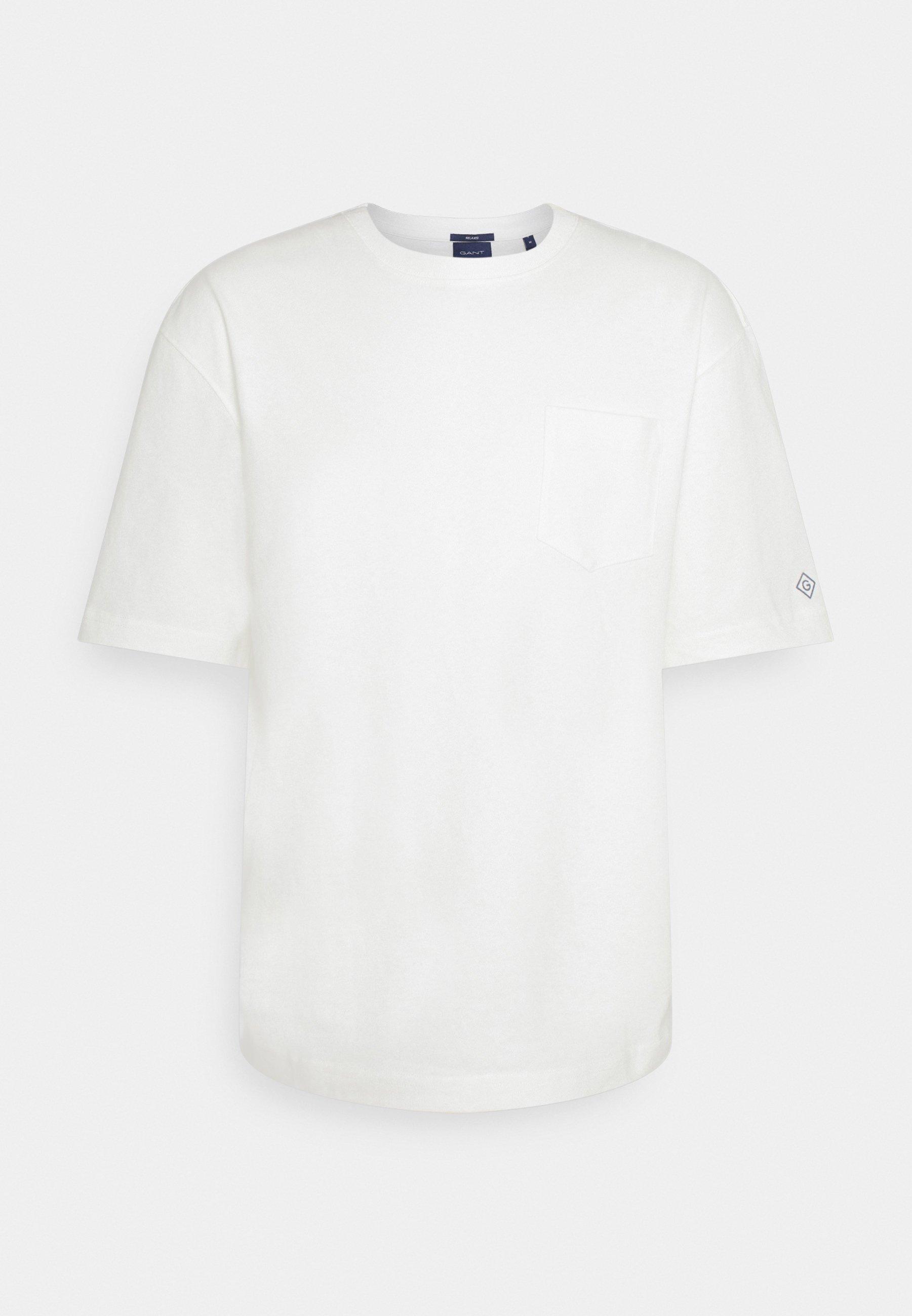 Men LOCKER LOOP POCKET - Basic T-shirt