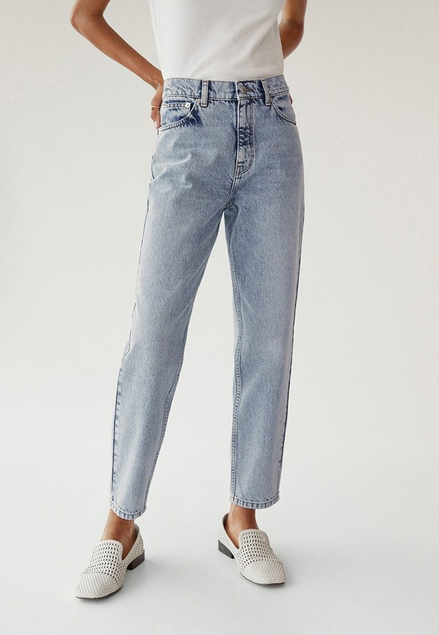 MOM80 - Relaxed fit jeans - blauw