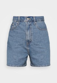 Levi's® - HIGH LOOSE - Short en jean - blue denim - 3