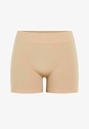 SLIM FIT  - Shorts - nature