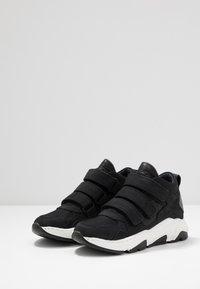 Hip - Sneakersy wysokie - black - 3