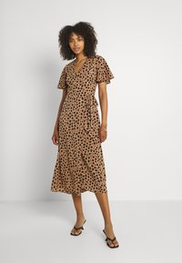Never Fully Dressed - LUCIA  - Maxi dress - leopard - 0