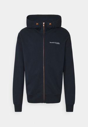 CLASSIC FELPA ZIP THROUGH HOODIE - Huvtröja med dragkedja - night