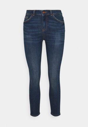 PCDELLY  - Jeans Skinny Fit - dark blue denim