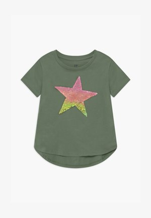 GIRLS - Print T-shirt - twig