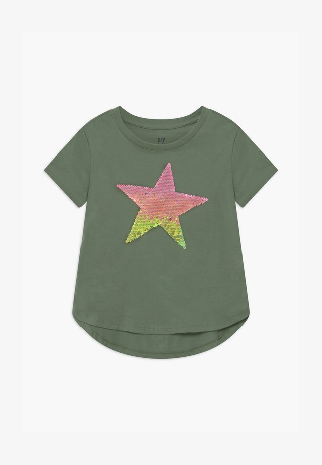 GIRLS - T-shirt con stampa - twig