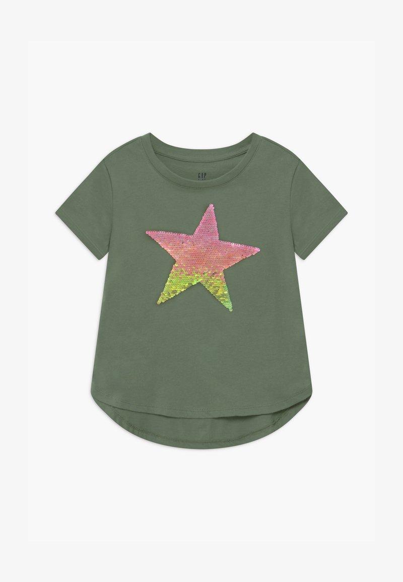 GAP - GIRLS - Print T-shirt - twig