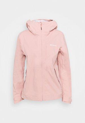 OMNI-TECH™ AMPLI-DRY™ SHELL - Giacca hard shell - faux pink