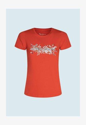 T-shirt print - mars rot