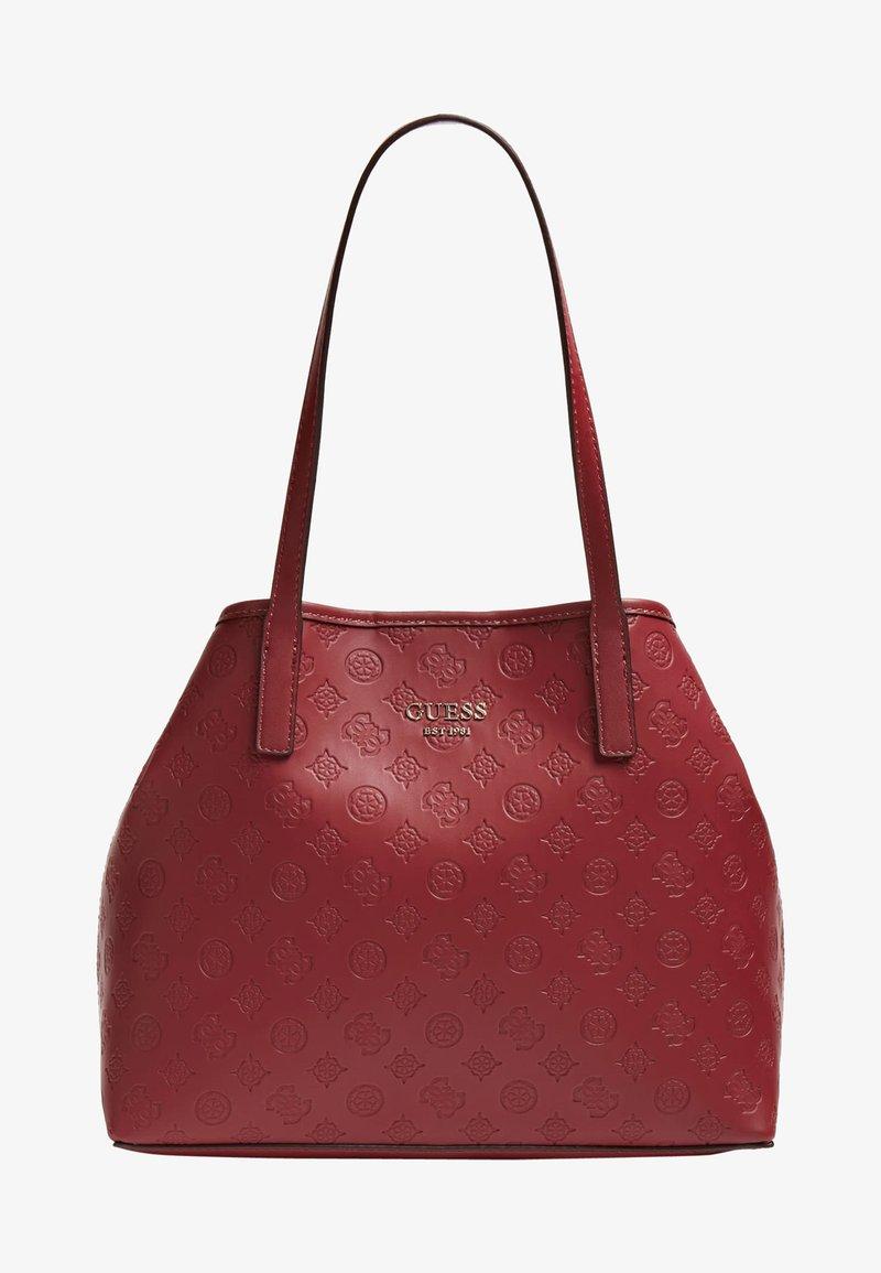 Guess - VIKKY - Handbag - bordeaux