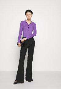 Pinko - BECKY - Koszulka polo - purple - 1