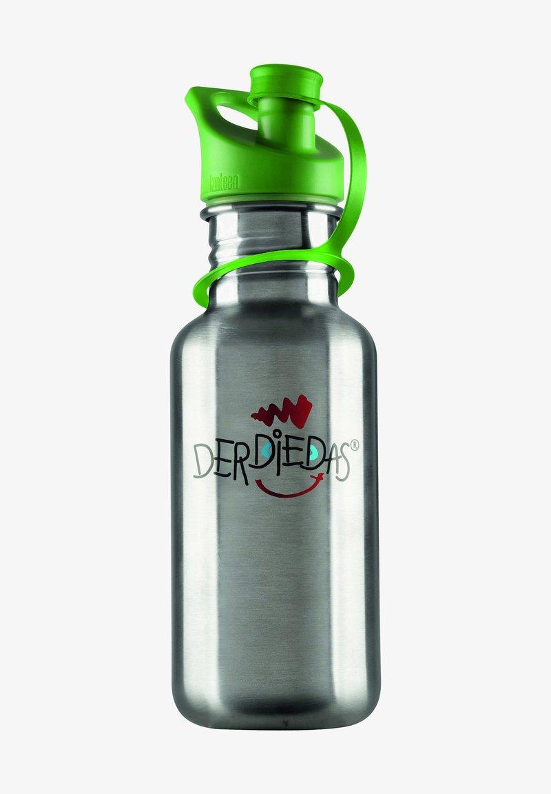DerDieDas - Drink bottle - grün