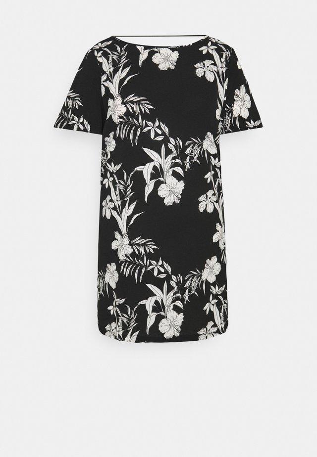 CARLUXINA DRESS  - Sukienka letnia - black