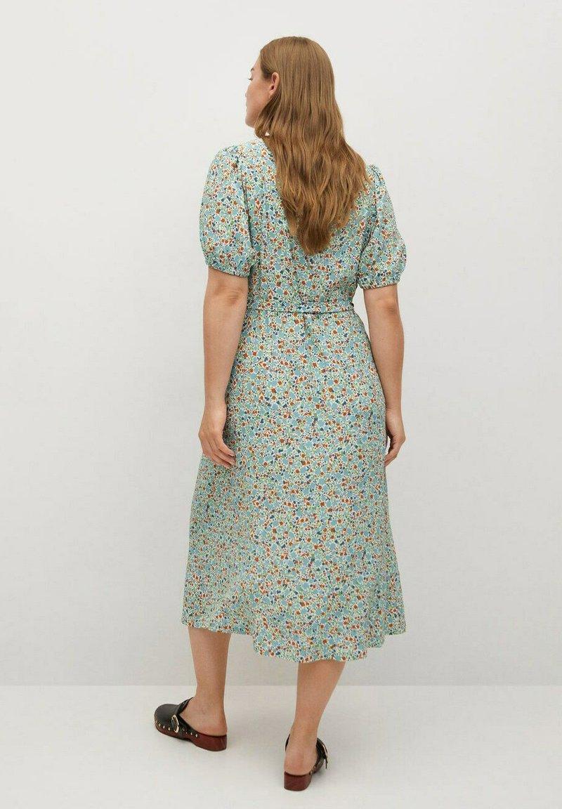 Violeta by Mango - NOA - Day dress - blau